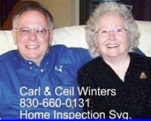 CIS/A Complete Home & Commercial Inspection Service for Comal County Texas