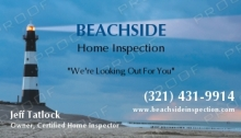 BEACHSIDE Home Inspection