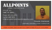 ALLPOINTS Home Inspections