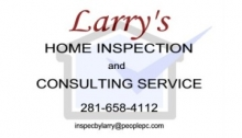 Larry's Home Inspection and Consulting Service