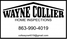 Wayne Collier Home Inspections