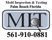 Mold Inspection & Testing Palm Beach FL