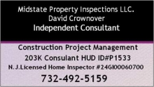 Midstate Property Inspection LLc