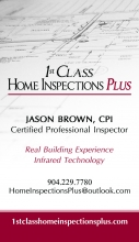 1st Class Home Inspections Plus, Inc.