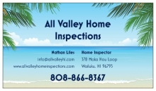 All Valley Home Inspections