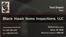 Black Hawk Home Inspections, LLC