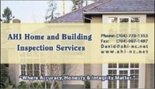 AHI Home & Building Inspection Services