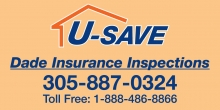 U-SAVE Dade Insurance Inspections