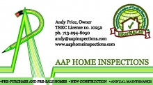 AAP Home Inspections