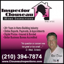 Inspector Clouseau Home Inspections